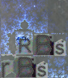RBs logo letters