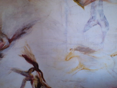 Paint by Horses (sold)