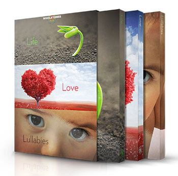New Wholetones music : Life, Love & Lullabies review