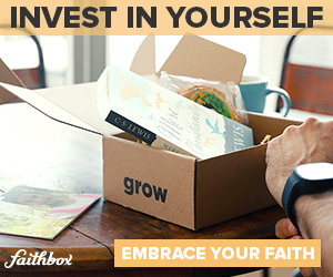 Announcement: Faithbox : The Christmas gift that gives back